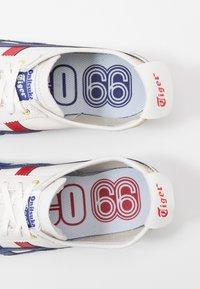 Onitsuka Tiger - MEXICO 66 - Sneakers basse - white/dark blue - 5
