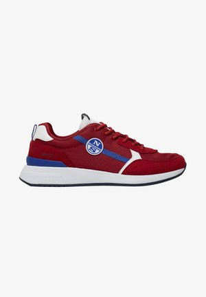 Trainers - red 0230
