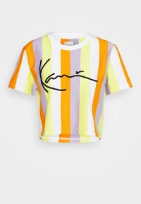 Karl Kani - SIGNATURE - Print T-shirt - white - 4