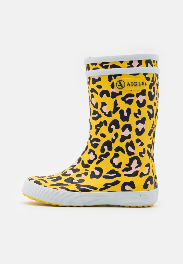 LOLLY POP KID  - Wellies - yellow