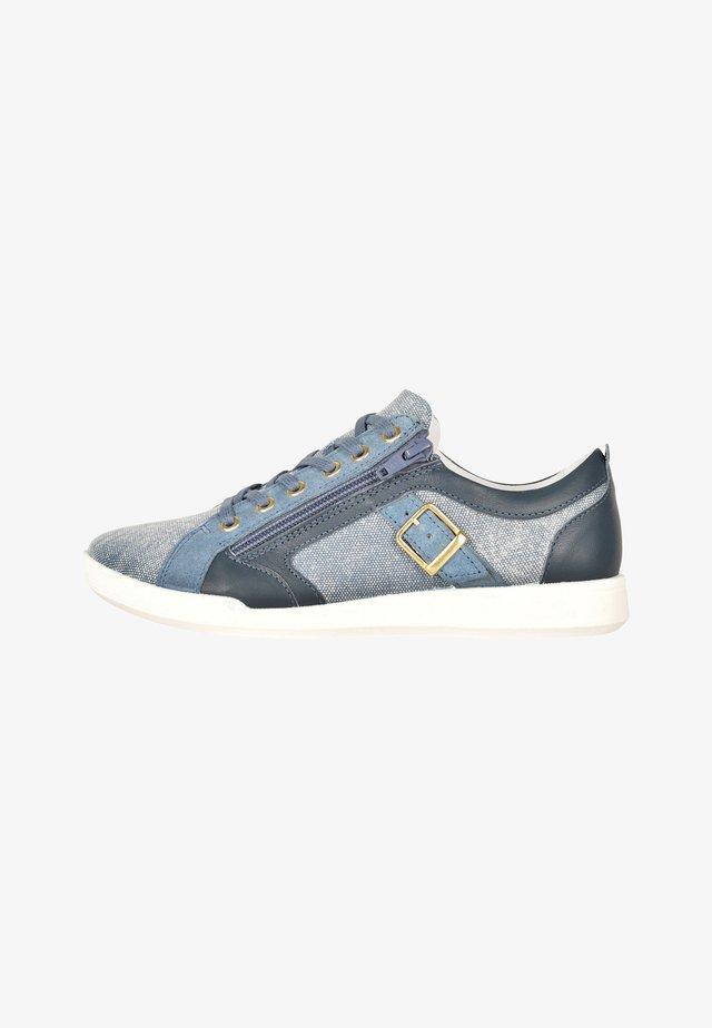 PAULINE/T F2G - Sneakers laag - blue