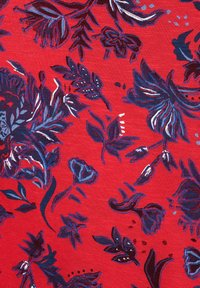 Cecil - Print T-shirt - rot - 3