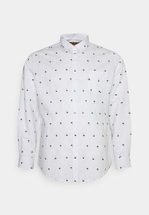 FINLEY PRINT SHIRT - Košile - white