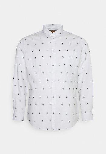 FINLEY PRINT SHIRT - Skjorta - white