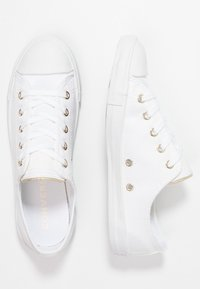 Converse - DAINTY - Trainers - white/egret/light gold - 3