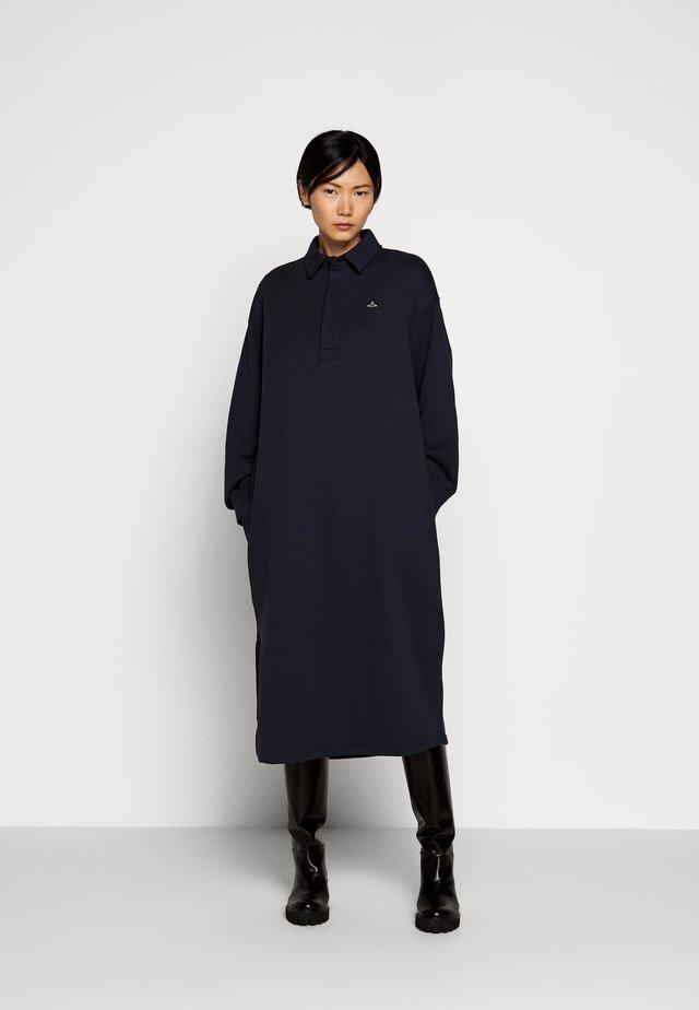 BISLETT DRESS - Robe d'été - navy