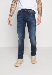 Replay - WILLBI - Jeans Tapered Fit - dark blue - 0