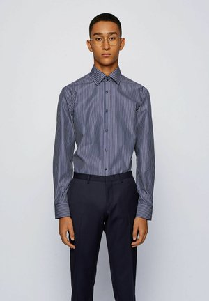 JANGO - Formal shirt - dark blue