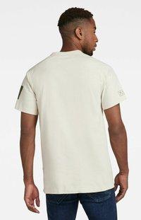G-Star - T-shirt basic - whitebait - 3