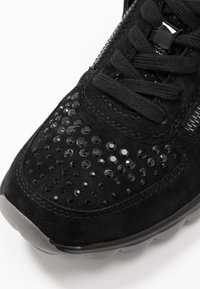 Gabor Comfort - ROLLING SOFT - Sneakersy niskie - schwarz - 2