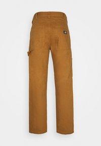 Dickies - FAIRDALE - Trousers - brown duck - 1