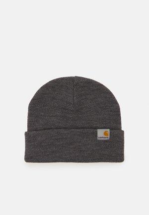 STRATUS HAT LOW UNISEX - Pipo - dark grey heather