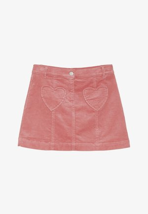 ALEXIS SKIRT - A-line skirt - pale blush