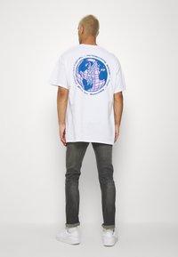 Levi's® - 519™ SKINNY BALL - Jeans Skinny Fit - big island - 2