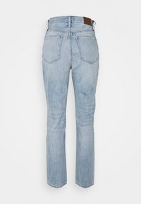 Madewell - RIPPED - Jeansy Relaxed Fit - calabria - 1