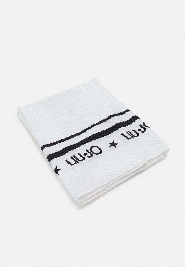 FOULARD PLISSE - Huivi - off white