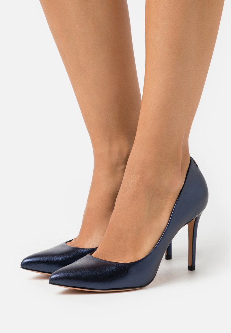 Cosmoparis - AZOA - High heels - marine