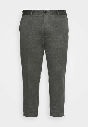 JJIMARCO JJPHIL - Trousers - grey melange