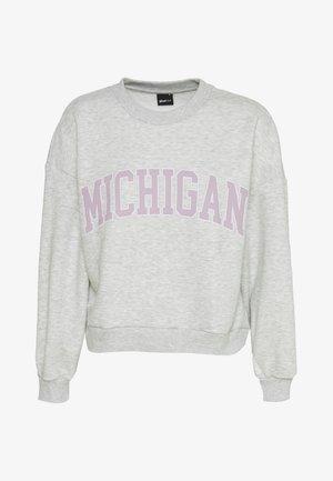 RILEY - Sweatshirt - grey