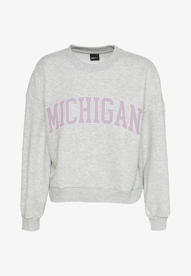 RILEY SWEATER - Sweatshirts - grey
