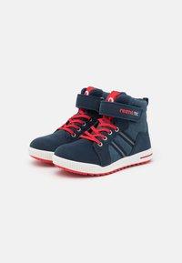 Reima - REIMATEC SHOES KEVENI UNISEX - Hiking shoes - navy - 1