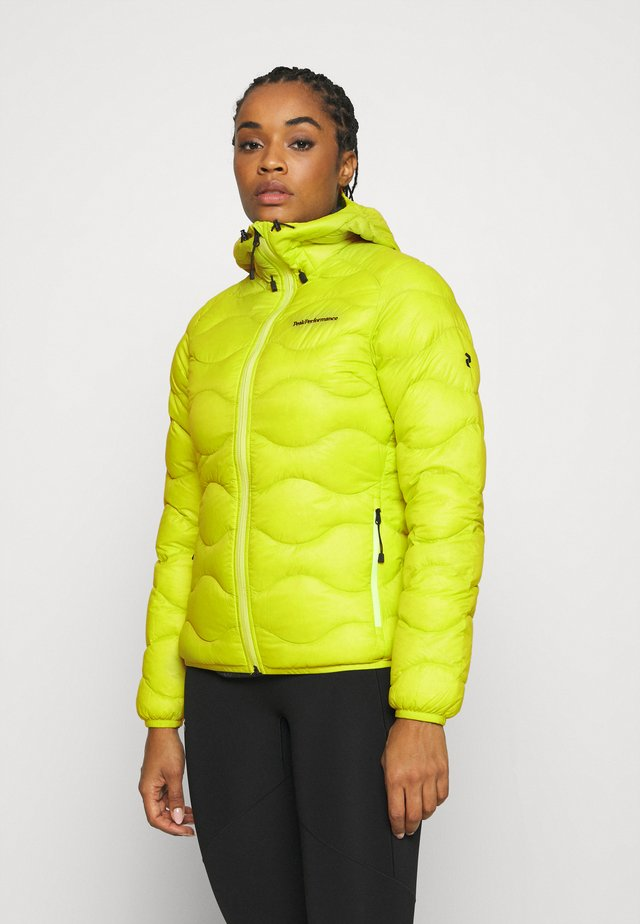 HELIUM HOOD JACKET - Piumino - nordic flash