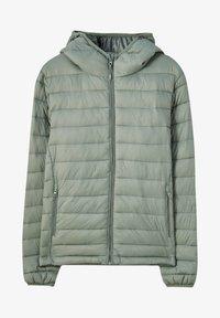 PULL&BEAR - Winter jacket - light green - 10