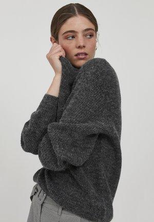 NOVO  - Jumper - dark grey melange