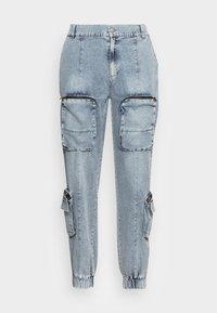nANA jUDY - REVOLUTION - Pantalon cargo - pale sunbleach - 3