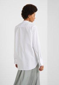 Filippa K - FRANCI SHIRT - Skjorte - frosty white - 2
