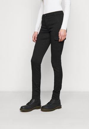 ONLLINE EASY PANT - Pantalon cargo - black