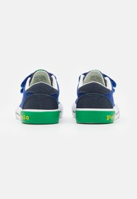 Polo Ralph Lauren - GRAFTYN UNISEX - Sneakers - royal/navy/green/yellow - 2