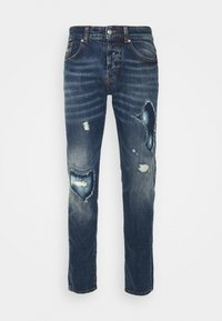 John Richmond - IDYLL - Straight leg jeans - denim blue medium - 5