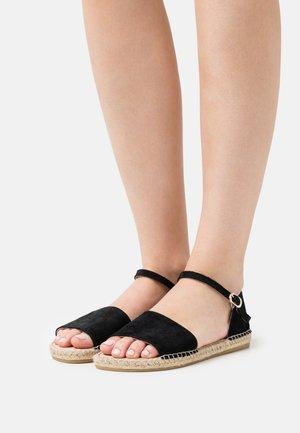 PLAYA - Sandals - black