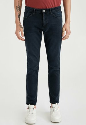 Jeansy Slim Fit - indigo