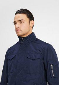 Bruun & Stengade - BS BUNZ - Summer jacket - navy - 6