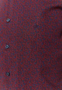 Calvin Klein Tailored - FLOWER PRINT - Formal shirt - red - 2