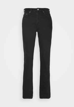 WIRE ALMOST  - Jeans Straight Leg - almost black