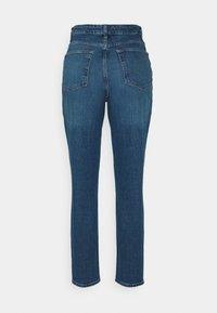 Even&Odd - Straight leg jeans - blue denim - 6