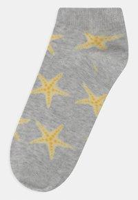 Name it - NKFFAIRY 6 PACK - Sokken - light grey melange - 1