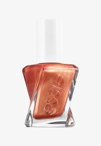 Essie - NAIL POLISH GEL COUTURE SUNRUSH METALS - Nail polish - 515 sunrush metal - 0