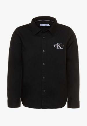 MONOGRAM - Shirt - black