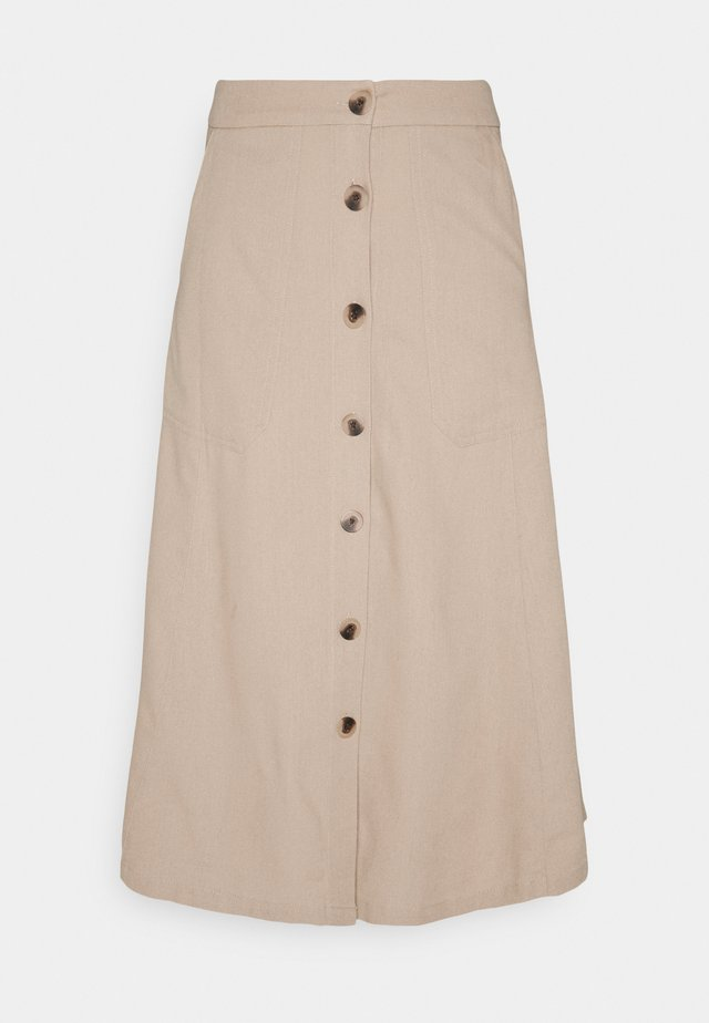 VIALINA MIDI SKIRT - Gonna a campana - humus