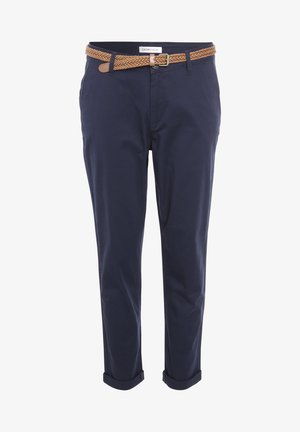 Chinos - navy blue