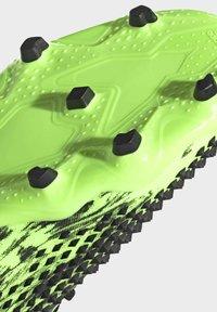 adidas Performance - PREDATOR MUTATOR 20.1 FOOTBALL BOOTS FIRM GROUND UNISEX - Moulded stud football boots - siggnr/ftwwht/cblack - 10