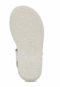 Naturino - AILE - Walking sandals - silber - 4