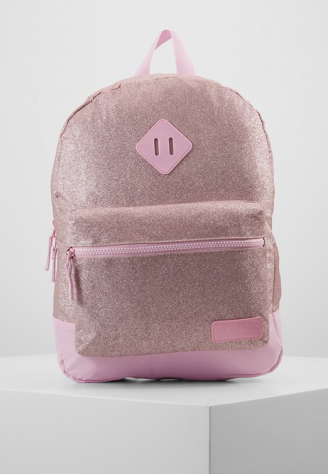 SHIMMER BACKPACK - Ryggsäck - pink