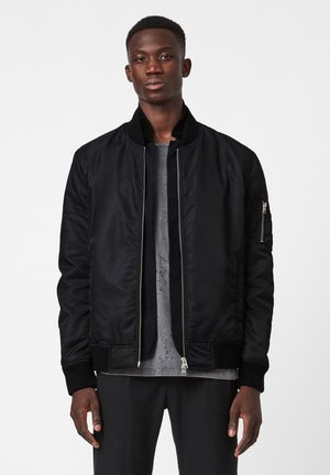 GRANTHEM - Bomber Jacket - black