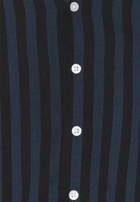 Denim Project - EL CUBA - Shirt - black/total eclipse - 2