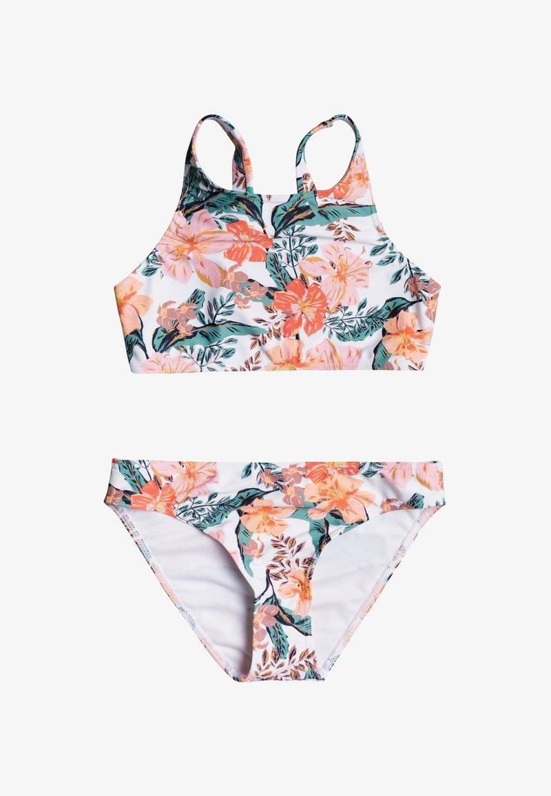 Roxy - Bikini - bright white mahe rg s